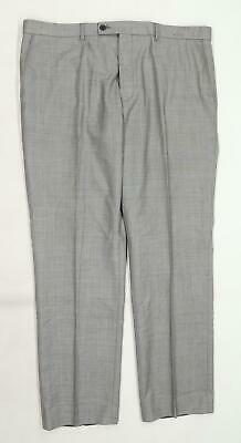 £8 • Buy Taylor & Wright Mens Grey   Trousers  Size 38 L30 In