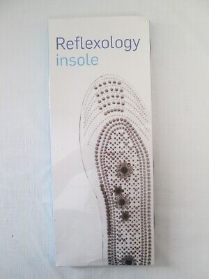 $ CDN12.44 • Buy NEW Authentic Mindinsole Magnetic Reflexology Insoles