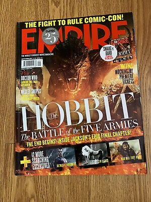 £0.99 • Buy Empire Magazine - Issue 303 - September 2014 - The Hobbit: Battle Of Five Armies