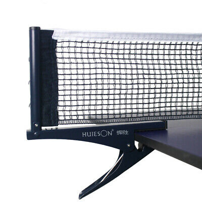 AU30.69 • Buy Table Tennis Ping Pong Net Indoor Sports Game Post Clamp Stand Set Replacement
