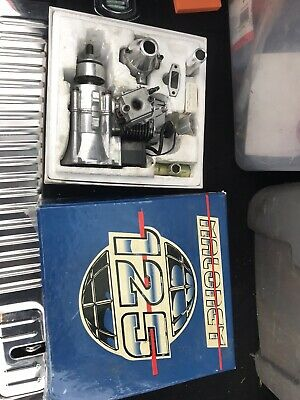 £56.63 • Buy Vintage RC R/C Gas Airplane Engine Maloney 125 Vintage Rare Classic In Box