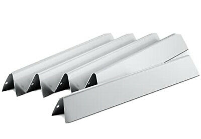 $ CDN70.43 • Buy Weber 7620 Gas Grill Stainless Steel Flavorizer Bars For 300 Series Gas Grills
