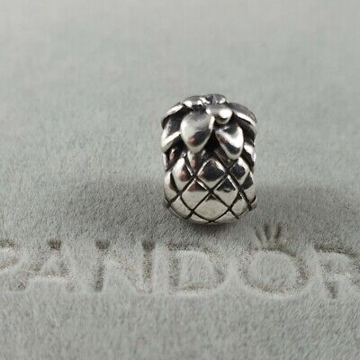 AU29 • Buy Authentic Retired Pandora Pineapple Charm Sterling Silver Bead - #790363
