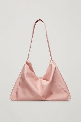 £10 • Buy COS Oversized Shopper / Weekend Bag: Mallow Pink — Great Condition