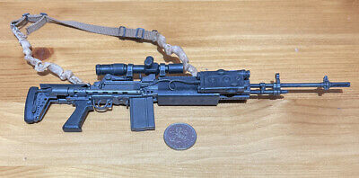 $41.42 • Buy Hot Toys 1/6 Scale Dam US Army EBR M14 Assault Rifle
