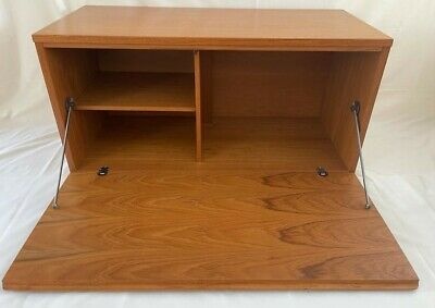 £50 • Buy **Tapley Mid Century Teak Wall Unit - Excellent Condition - 2 Available**