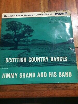 £0.99 • Buy Jimmy Shand And His Band 7  Vinyl P/S Scottish Country Dances Parlophone GEP8774