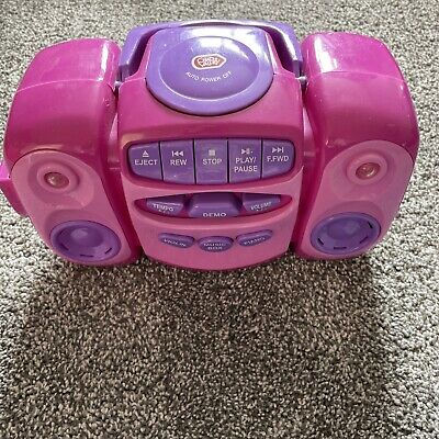 £1.90 • Buy Chad Valley Pink Interactive Toy Cd Player
