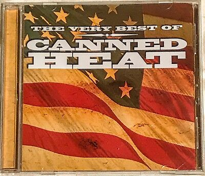 £2.99 • Buy Great Cd Album The Very Best Of Canned Heat On The Road Again Lets Work Together