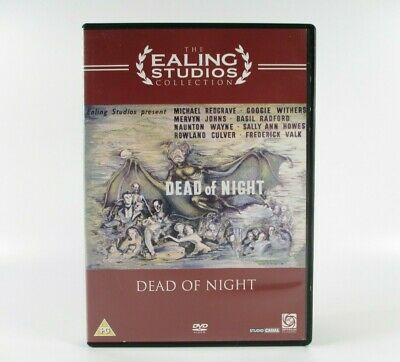 £4.83 • Buy Dead Of Night DVD 1940's B&W Anthology Horror Film The Ealing Studios Collection