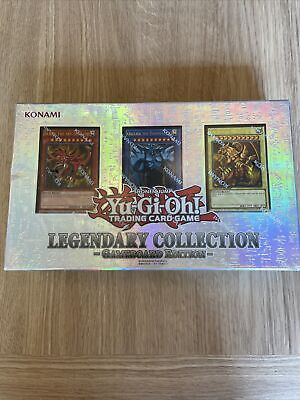 £90 • Buy Yugioh Legendary Collection 1 Gameboard Edition Lc01 Sealed New