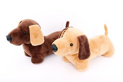 £10.99 • Buy Sausage Dog Animal Heavy Fabric Filled 1.5kg Weighted Door Stop Home Decoration