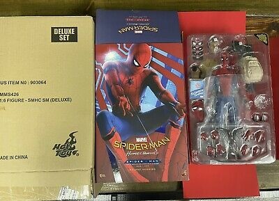 $ CDN607.28 • Buy Hot Toys MMS426 Spider-Man Homecoming - SpiderMan (Deluxe Version) 1/6th