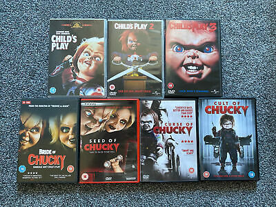 £25 • Buy Child's Play DVD Collection