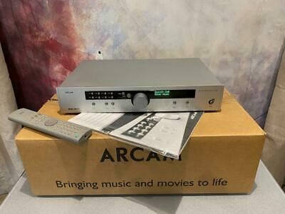 £165 • Buy ARCAM Diva DAB/FM DT91 Tuner Fully Working With BOX/Remote And Manual VGC