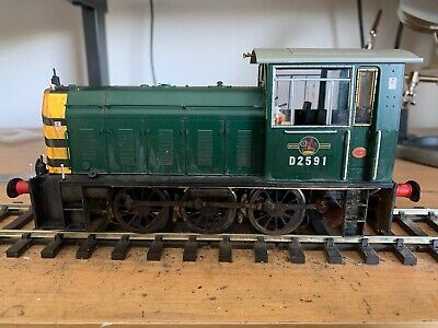 £295 • Buy Heljan O Gauge Class 05 DCC Sound Fitted