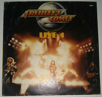 £49.56 • Buy Kiss / Ace Frehley - Live + 1 (1988) 12' Argentina