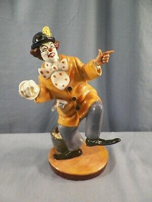 £32.59 • Buy Royal Doulton Figurine HN2890 THE CLOWN - 9  Tall Excellent Condition