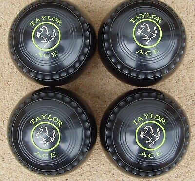 £77 • Buy Taylor Ace Lawn Bowls Size 2 Heavy