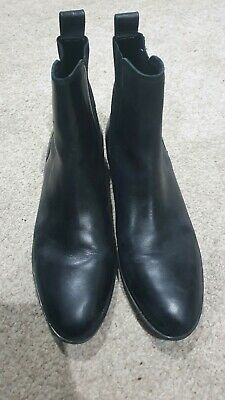 £24 • Buy Vince Camuto Black Chelsea Boots - Size 7