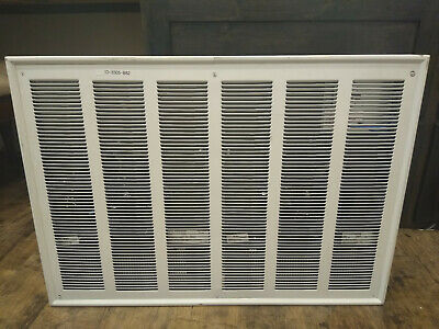 £637.12 • Buy NEW Qmark Industrial Recessed Wall Heater Model Q8008 Electric 4000 Watts