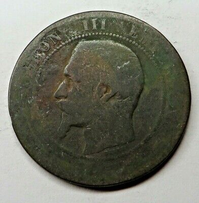 £0.14 • Buy France 10 Centimes