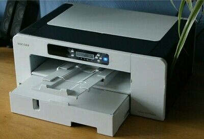 £310 • Buy Ricoh SG7100 DN Printer Sawgrass Sublimation SG7100DN Ink For Parts Not Working