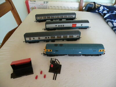 £40 • Buy Hornby Royal Mail Train Set Carriages Coaches Diesel Engine