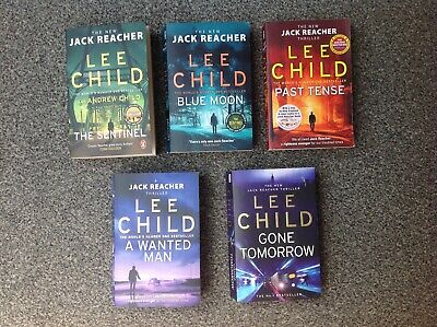 £7 • Buy Lee Child Books The Sentinel