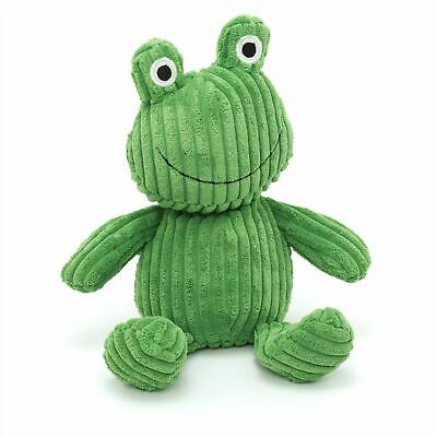£9.90 • Buy Green Frog Animal Ribbed Heavy Fabric Filled 1.5kg Weighted Door Stop Home Decor
