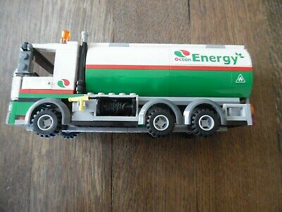 £9.99 • Buy Lego City Petrol Gas Tanker Truck From Set 60016