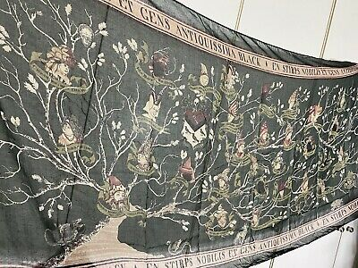 $ CDN171.89 • Buy Harry Potter Black Family Tree Tapestry Shawl/Scarf New With Tags LootCrate Rare