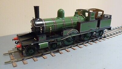 £600 • Buy LSWR/SR 0415 4-4-2T Loco. O Gauge. Professionally Built & Painted In LSWR Livery