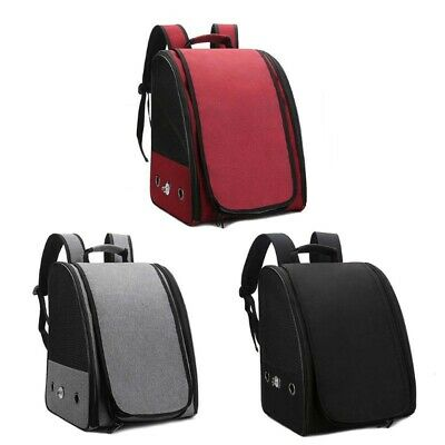 £53.56 • Buy Bird Carrier Parrot Portable Travel Outdoor Carry Box Bag Backpack Packbag 1pc