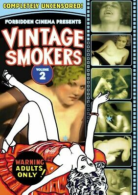 £1.20 • Buy  Vintage Smokers From The 1920s,30s&40s - Volume 2 (DVD,2017) NEW SEALED Import