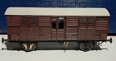 £4.31 • Buy GWR 'Beetle' Special Cattle Wagon 4mm ( OO / EM )