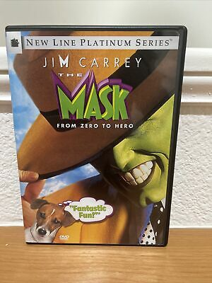$2.61 • Buy The Mask (DVD, 1994)
