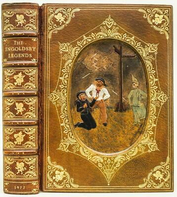 £860.15 • Buy 1877 The Ingoldsby Legends Exquisite Riviere & Son Illustrations Cruikshank