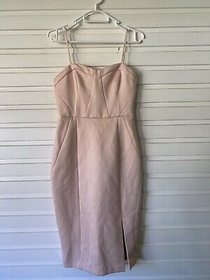 AU29.98 • Buy Forever New Cocktail Classic Pink Dress - Size 6