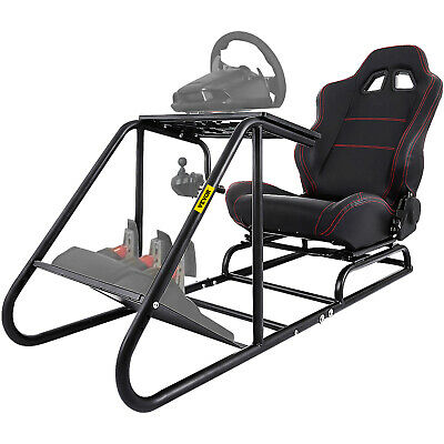 £219.99 • Buy Racing Simulator Cockpit Driving Seat Gaming Chair For PS2/3/4 G920 Heavy Duty