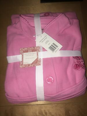 AU18.45 • Buy Pink Fleecy Dressing Gown Size 18 To 20
