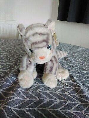 £3.50 • Buy Ty Cat Teddy With Tags