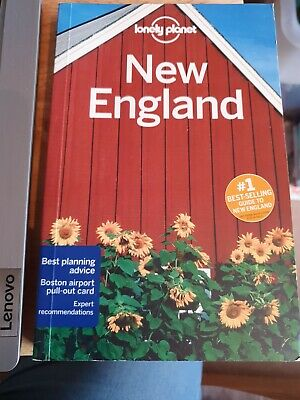 £7 • Buy Lonely Planet New England By Lonely Planet (Paperback, 2019)