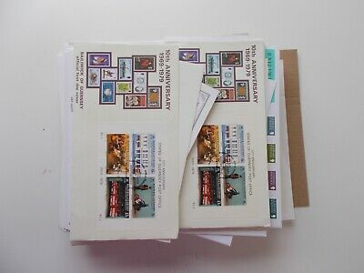 £20 • Buy Guernsey - Collection Of Circa 135 X First Day Covers. See Pics Below.