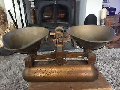 £39.99 • Buy Antique Vintage Avery Metal Counter Balance Weighing Scales