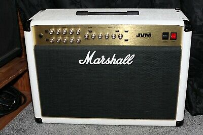 £675 • Buy Marshall Jvm 205c Combination Amplifier. White. Special Version. Offers..p/ex