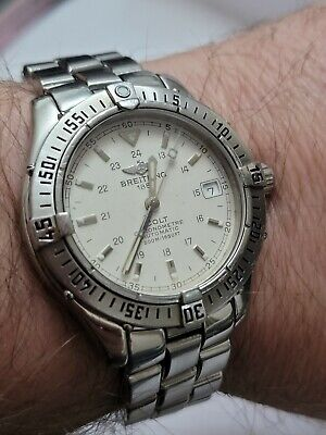 £995 • Buy BREITLING Colt Ocean Automatic A17350, 38mm, Steel