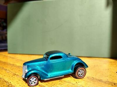 $ CDN12.79 • Buy Vintage 1968 Hot Wheels Redline  Classic 36 Ford Coupe  Turquoise  Near Mint