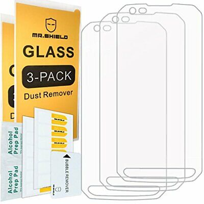 $10.29 • Buy [3-PACK]-Mr Shield For LG X Venture [Tempered Glass] Screen Protector New...