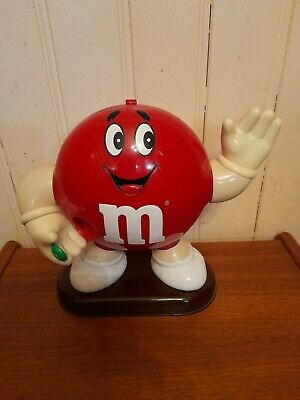 £5.99 • Buy M&M's Large Red Sweet/Candy Dispenser